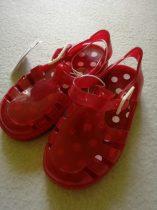 Mothercare gumiszandál/strandszandál piros színben ÚJ (23)