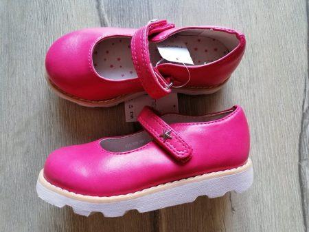 Next balerinacipő pink színű ÚJ-címkés (24)
