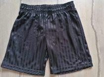 F&F edzőnadrág fekete színű, csíkos (128)