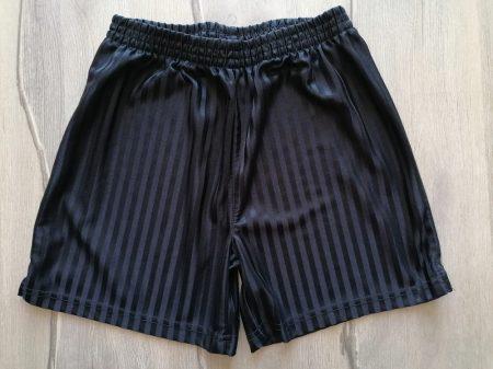 George edzőnadrág fekete színű csíkos (152)