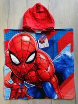 Marvel fürdőponcsó Pókember mintás Új-címkés