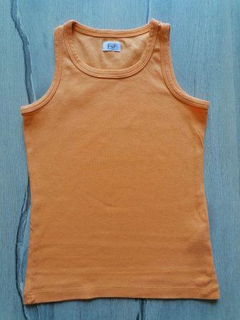 F&F trikó narancssárga színű (122)