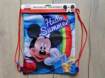 Disney tornazsák Mickey mintás Új-címkés
