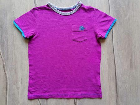 Next póló s.lila színű, zsebbel (116)