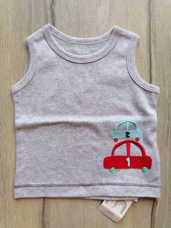 Mothercare trikó autó mintás Új-címkés (62)