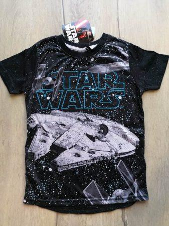 Primark póló Star Wars mintás Új-címkés (104)
