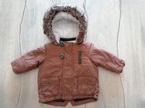 F&F kabát barna színű (68)