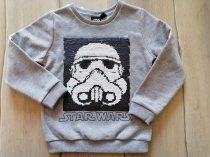 Primark pulóver simogatós Star Wars mintás Új-címkés (116)