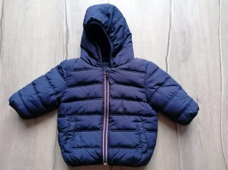 Next kabát sötétkék színű (74)