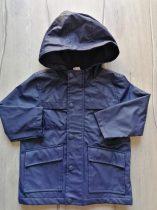 F&F esőkabát/átmeneti kabát s.kék színű (98)