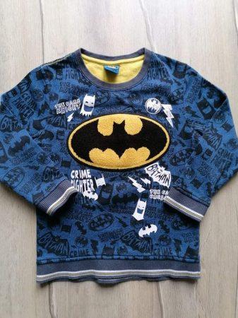 George pulóver s.kék, Batman mintás (110)