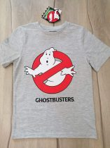 Reserved póló szürke, szellemírtók mintás Új-címkés (128)