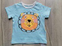 M&S póló csíkos, tigris mintás Új-címkés (74)