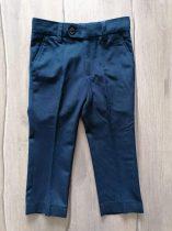 Next nadrág alkalmi sötét türkiz színű (98)