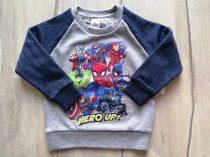 C&A pulóver Marvel mintás Új-címkés (98)