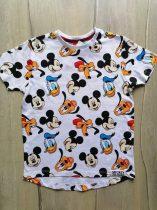 Primark póló Mickey és barátai mintás Új-címkés (128)