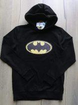 Next pulóver kapucnis, simogatós Batman mintás Új-címkés (146)