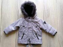 Primark kabát v.szürke színű (74)