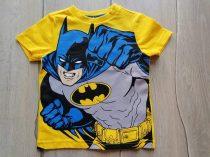 F&F póló citromsárga színű, Batman mintás Új-címkés (86)