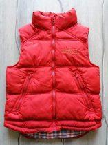 H&M mellény v.rozsda színű, feliratos (128)