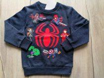 C&A pulóver feliratos, Marvel mintás Új-címkés (98)