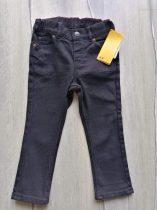 H&M nadrág farmer, fekete színű Új-címkés (92)