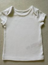 M&S póló fehér minta nélküli (62)