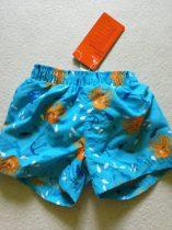 Mothercare úszónadrág kék színben narancssárga polip mintával ÚJ (68)