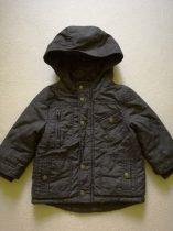 F&F kabát, szürke színű, sok zsebes (86)
