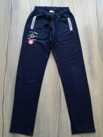 Boboli melegítő nadrág, s.kék, feliratos (162)