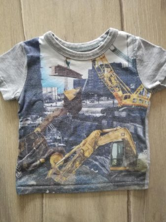 Next póló munkagép mintás (68)