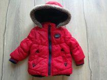 Junior J kabát piros színű (74)