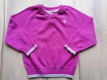 Next pulóver, V-nyakú, v.lila színű (98)