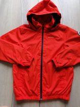 Quechua kabát átmeneti narancs színű (158)