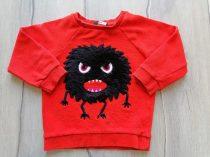 George pulóver szörnyecske mintás (98)