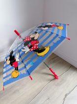 Disney Minnie-Mickey esernyő átlátszó Új-címkés