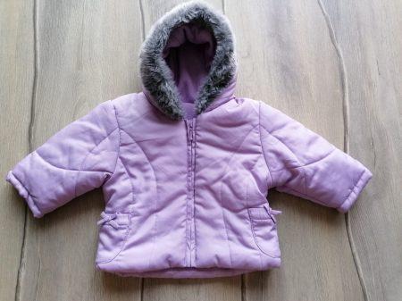 Mothercare kabát v.lila színű (68)