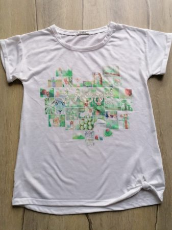 Mayoral póló, színes mintával (158)