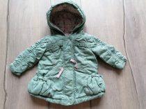 George kabát zöld színű kapucnis (68)
