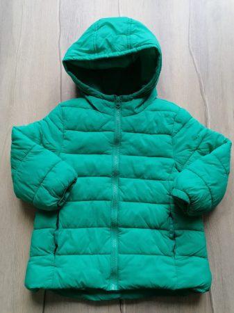 Matalan kabát zöld színű (116)