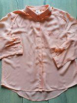 C&A ing/blúz barack színű (134)
