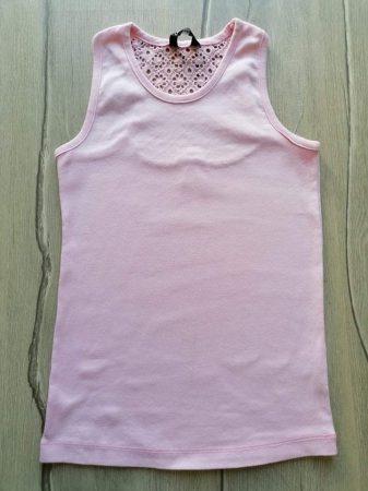 George trikó v.rózsaszín, horgolt (140)