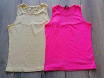George trikó szett 2db-os rózsaszín, sárga (158)