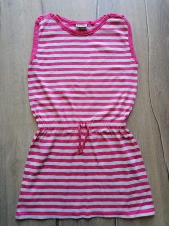 Next ruhácska ujjatlan, csíkos, megkötős (140)