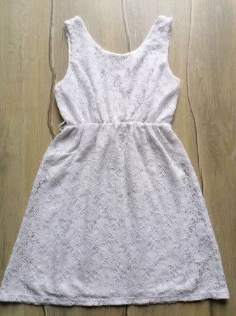 Y.F.K. ruhácska fehér színű, csipke, virág mintás (146)