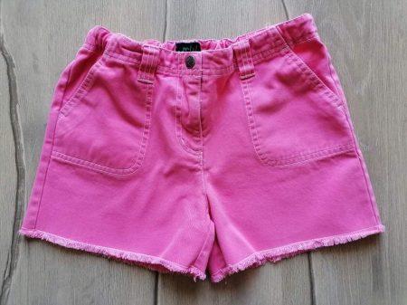 Mini Boden short farmer, rózsaszín (140)