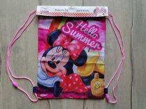 Disney tornazsák Minnie mintás Új-címkés