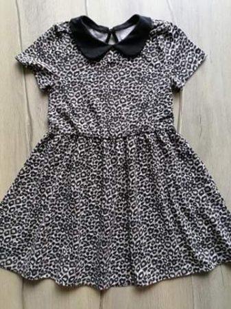 George ruhácska leopárd mintás, galléros (140)