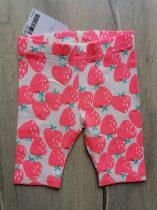 Next leggings térd, eper mintás Új-címkés (68)