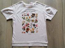 Next póló virág mintás Új-címkés (122)